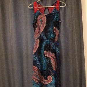 Maxi dress size Small